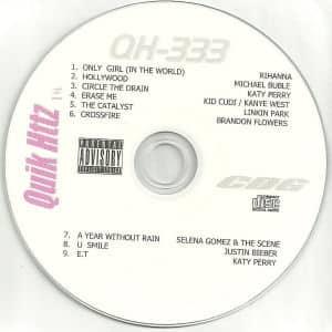 Karaoke Korner - Quik Hitz 333