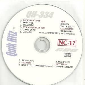 Karaoke Korner - QUIK HITZ #334