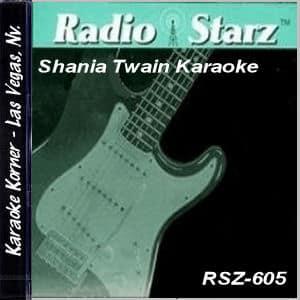 Karaoke Korner - Shania Twain Karaoke