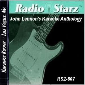 Karaoke Korner - John Lennon's Karaoke Anthology