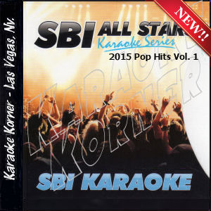 Karaoke Korner - 2015 POP HITS VOL 1