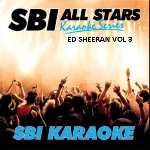 Karaoke Korner - ED SHEERAN VOL 3