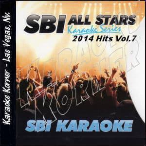 Karaoke Korner - 2014 Hits Vol.7