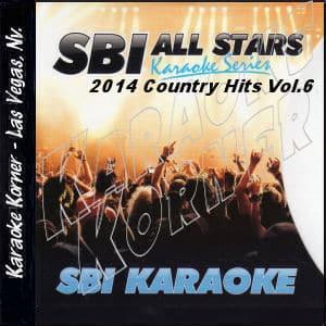 Karaoke Korner - 2014 Country Hits Vol.6