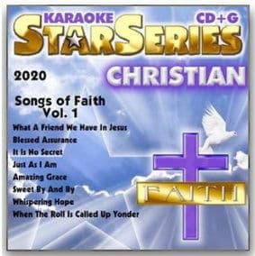Karaoke Korner - Songs of Faith Vol.1
