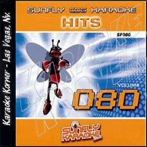 Karaoke Korner - Sunfly Hits Vol 080