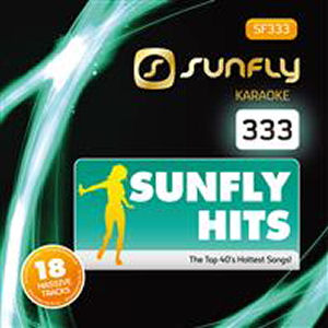 Karaoke Korner - Sunfly Hits 333 - November 2013