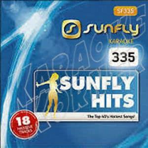 Karaoke Korner - Sunfly Hits 335