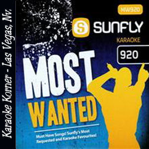 Karaoke Korner - SunFly Most Wanted 920