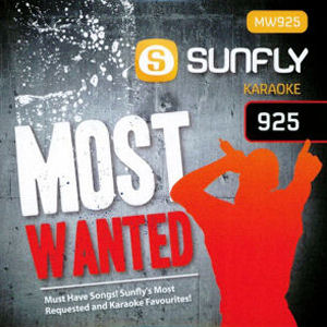 Karaoke Korner - Sunfly Most Wanted 925