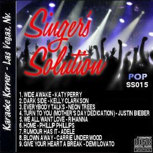 Karaoke Korner - Singer's Soution #15