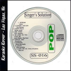 Karaoke Korner - Singer's Solution #16