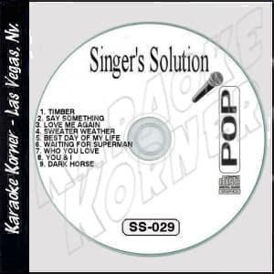 Karaoke Korner - Singer's Solution #29