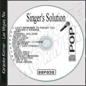 Karaoke Korner - Singer's Solution #30