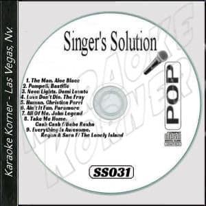 Karaoke Korner - Singer's Solutions #31