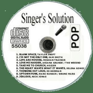 Karaoke Korner - Singer's Solution Pop #38