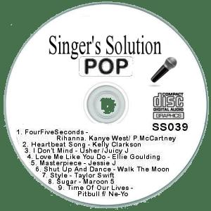 Karaoke Korner - Singer's Solution Pop #39