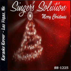 Karaoke Korner - Singer's Solution #1225 Christmas