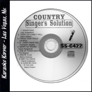 Karaoke Korner - Singer's Solution #C422