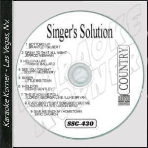 Karaoke Korner - Singer's Solution #C430