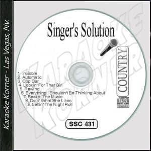 Karaoke Korner - Singer's Solution #C431