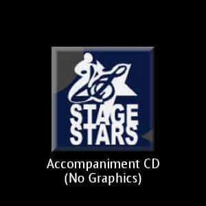Accompaniment CD's (NO OnScreen GRAPHICS)