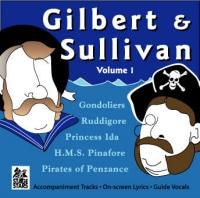 Karaoke Korner - GILBERT & SULLIVAN Vol. 1