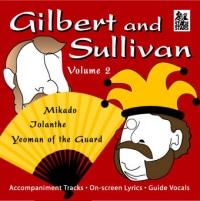 Karaoke Korner - GILBERT & SULLIVAN Vol. 2
