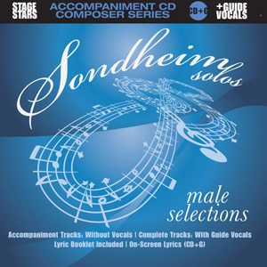 Karaoke Korner - Sondheim Solos - Male
