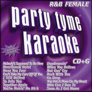 syb1013 - PARTY TYME KARAOKE - R&B FEMALE