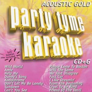 Karaoke Korner - Acoustic Gold