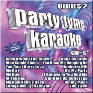 Karaoke Korner - PARTY TYME KARAOKE - OLDIES 2