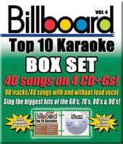 Karaoke Korner - Billboard Hits 60's - 90's