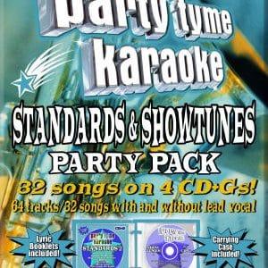 Karaoke Korner - PARTY TYME KARAOKE -  STANDARDS & SHOW TUNES PARTY PACK