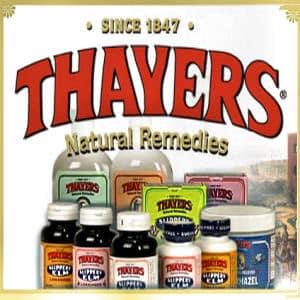 Thayers Throat Treatment