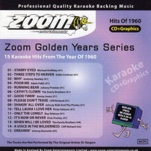 ZGY60 - Zoom Golden Years 1960