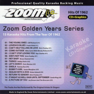 ZGY62 - Zoom Golden Years 1962