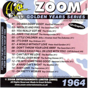 ZGY65 - Zoom Golden Years 1965
