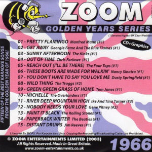 ZGY66 - Zoom Golden Years 1966