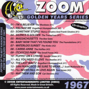 ZGY67 - Zoom Golden Years 1967