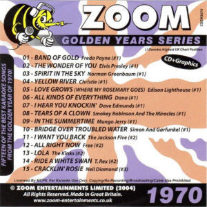ZGY70 - Zoom Golden Years 1970