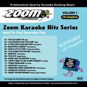 Karaoke Korner - Zoom Karaoke Hits Vol. 1