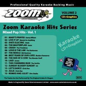 Karaoke Korner - Zoom Karaoke Hits Vol. 2