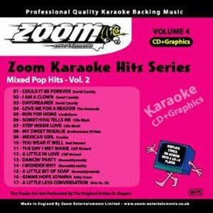 Karaoke Korner - Zoom Karaoke Hits Vol. 4