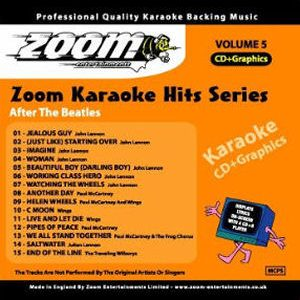 Karaoke Korner - Zoom Karaoke Hits Vol. 5