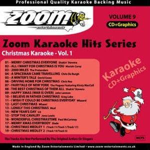 Karaoke Korner - Zoom Karaoke Hits Vol. 9