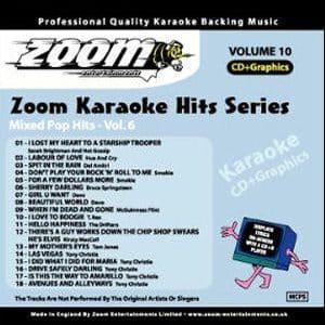 Karaoke Korner - Zoom Karaoke Hits Vol. 10