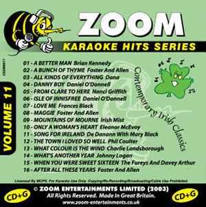 ZKH11 - Zoom Karaoke Hits Vol  11