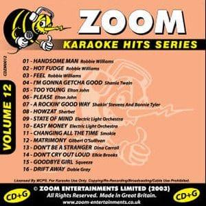 Karaoke Korner - Zoom Karaoke Hits Vol. 12