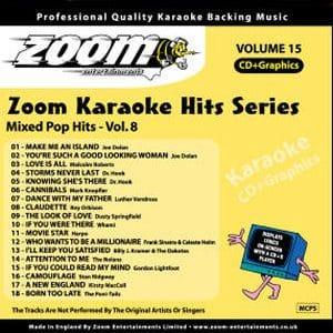 Karaoke Korner - Zoom Karaoke Hits Vol. 15